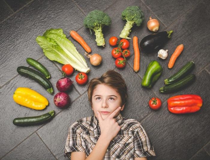 Мечта о здоровой пище фото