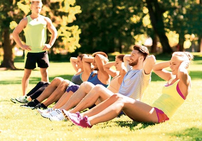 Здоровье через физкультуру