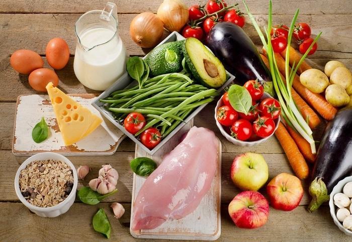 Продукты здоровой пищи фото
