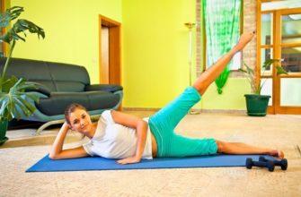 Йога для похудения дома фото