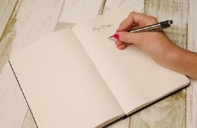 Веду дневник
