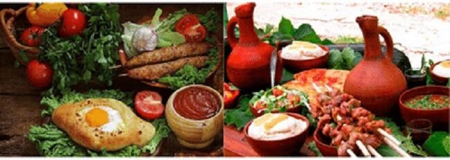 Еда в Абхазии фото