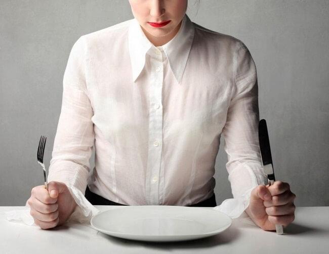 Как голодать