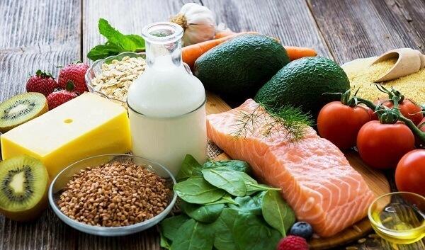 Здоровая пища 2