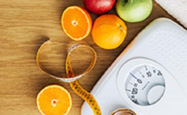 Еда и весы