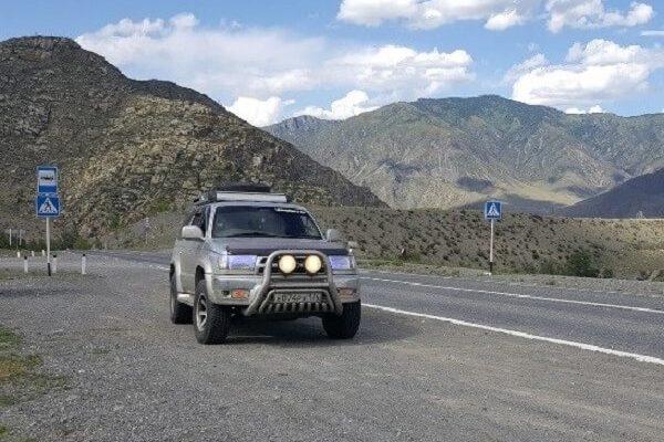 Авто на Алтае