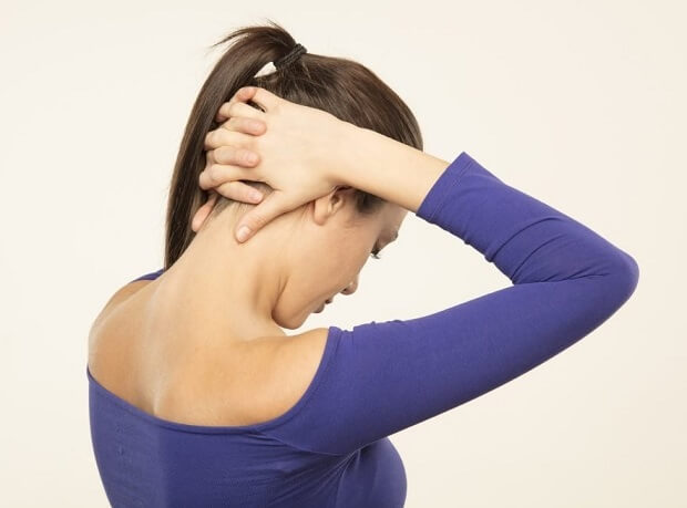 Упражнение для шеи