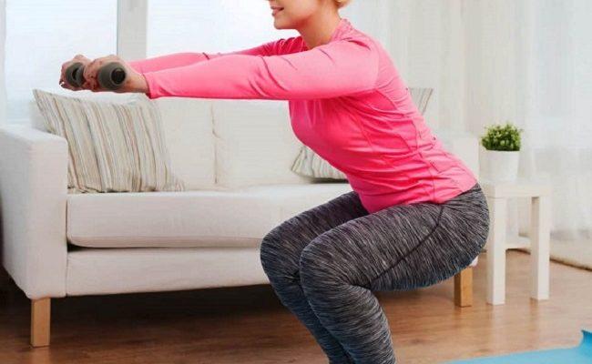 Упражнения дома