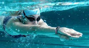 Плаванье под водой