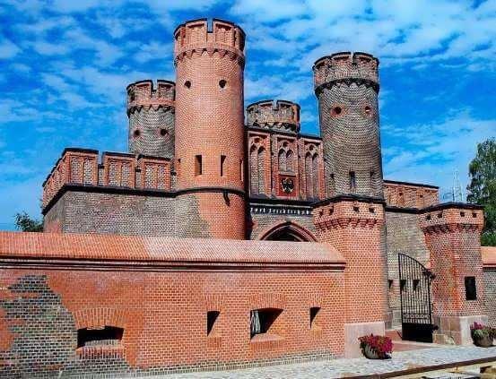 Крепость в Калининграде