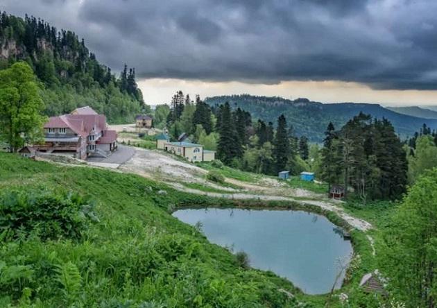 Горы Лако-Наки