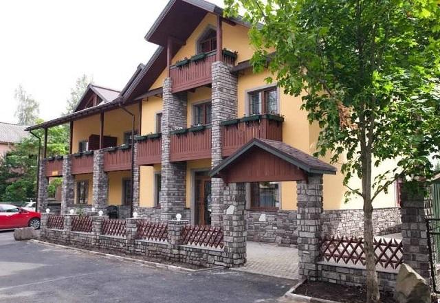 Отель в Приозерске