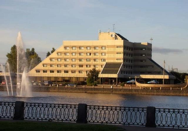 Отель в Выборге