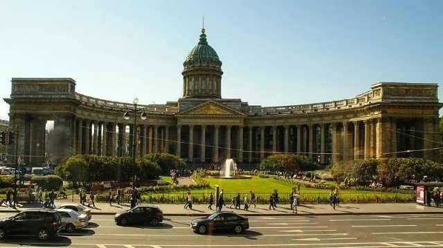 Казанский собор в СПб