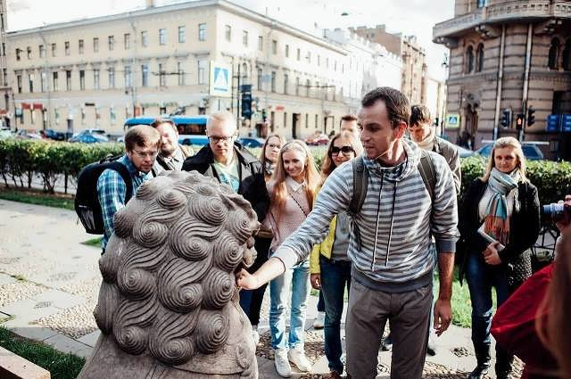 Пешеходная экскурсия в СПб
